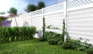 płotki ogrodzeniowe